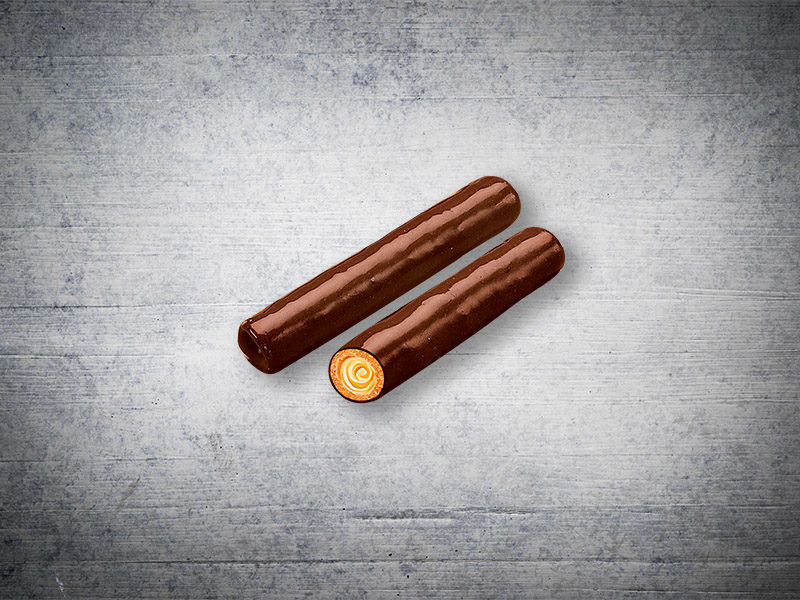 Advocaat wafer roll